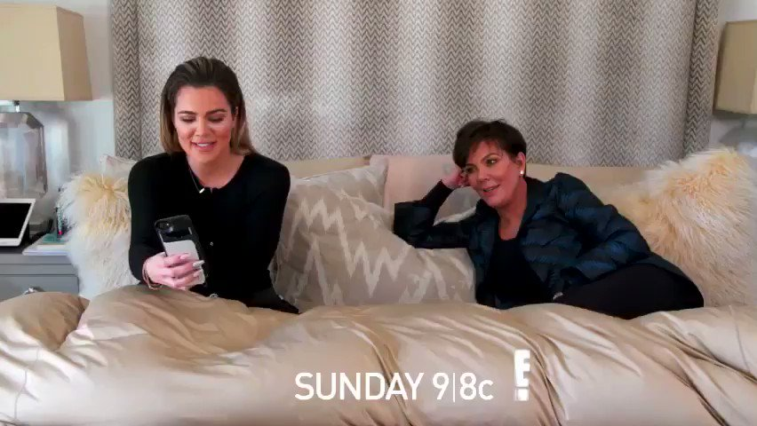 Tonight on #KUWTK 9/8c on E! @kuwtk https://t.co/pZ1K8XTu5p