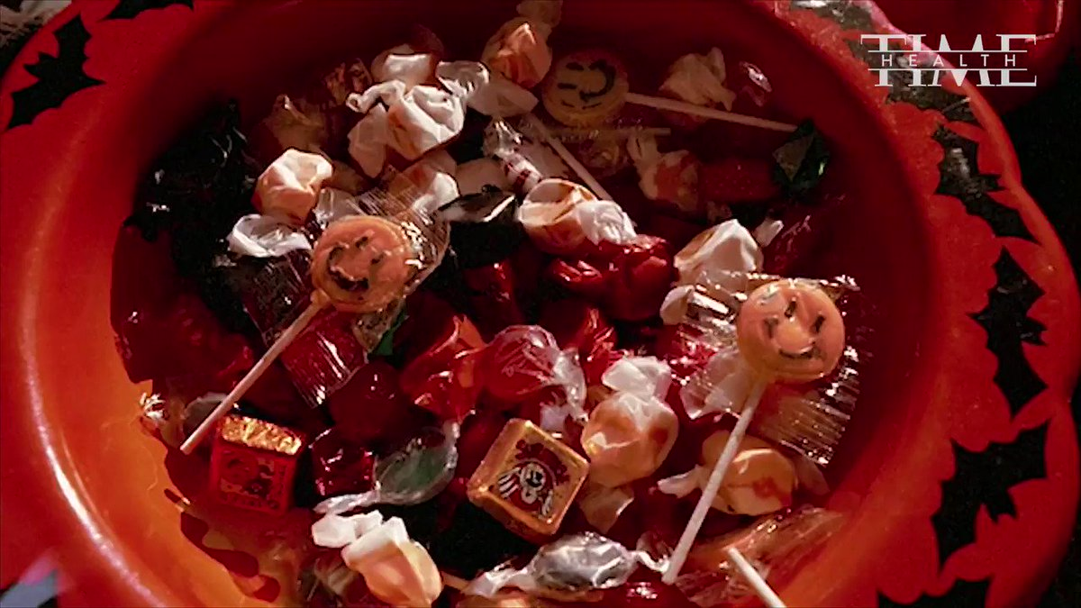 Why you should eat your Halloween candy all at once