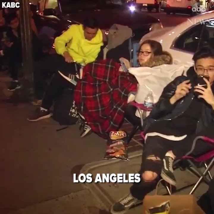 From Southern California to Hong Kong, Apple fans line up for iPhone X launch.
