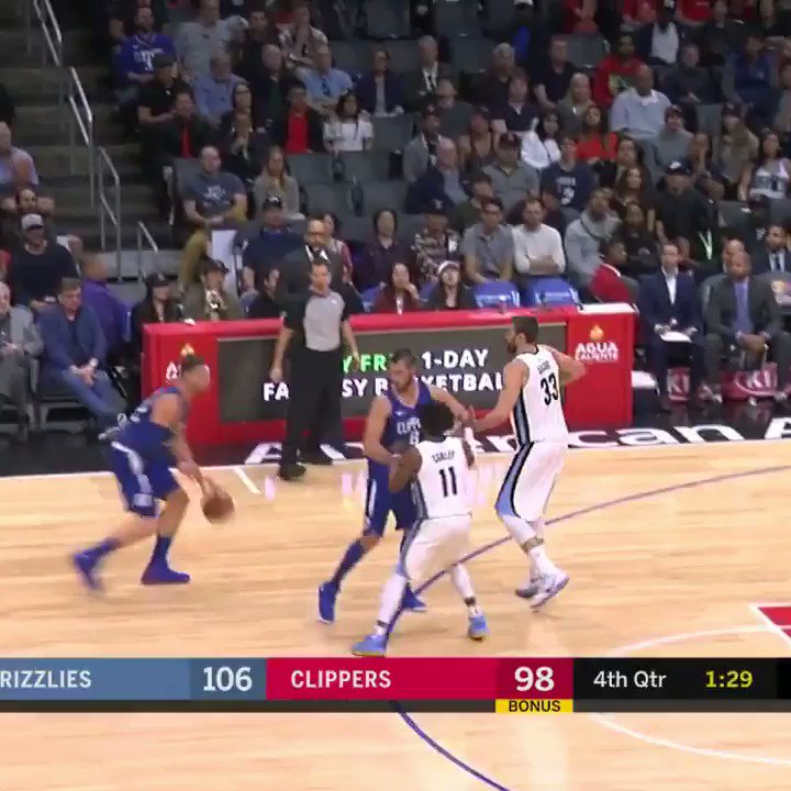 Blake Griffin dunks it blake griffin