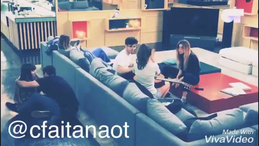 VÍDEO AITANA Y CEPEDA❤️(parte 2) #OTDirecto5N https://t.co/WB4D5rUpLL