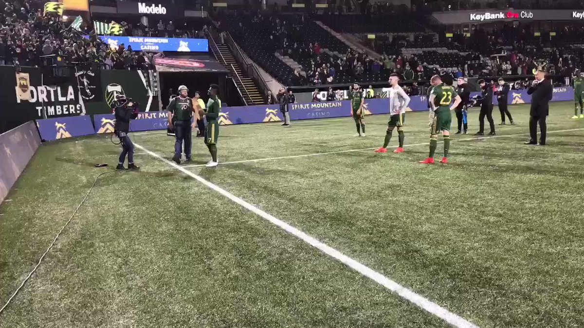 RT @TimbersFC: One last time for our Army. 💚💛 #RCTID https://t.co/9aU8zUhQLi