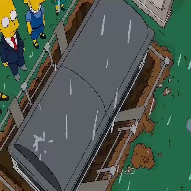 Real shit. Simpsons ain't neva lied. #SPAR https://t.co/27gualJK2v