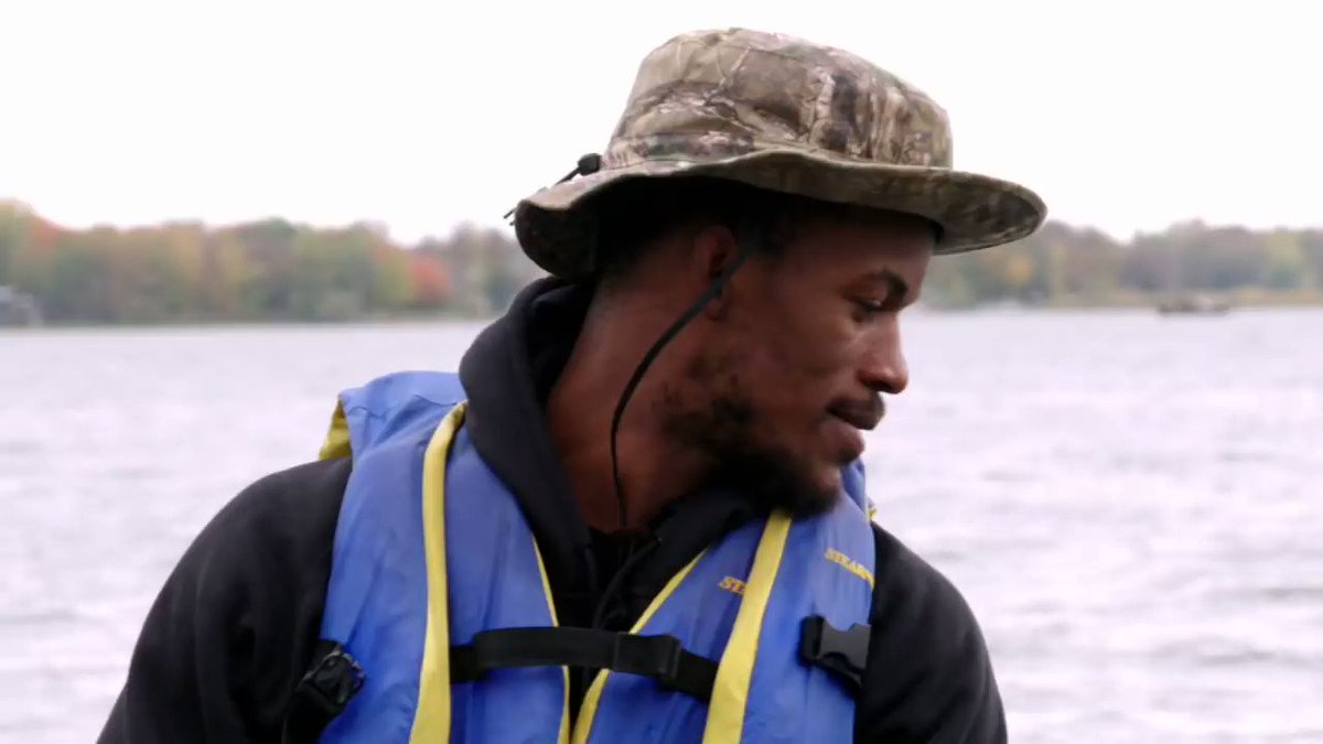 jimmy butler falling out of a canoe into one foot of water is better than i could have ever imagined