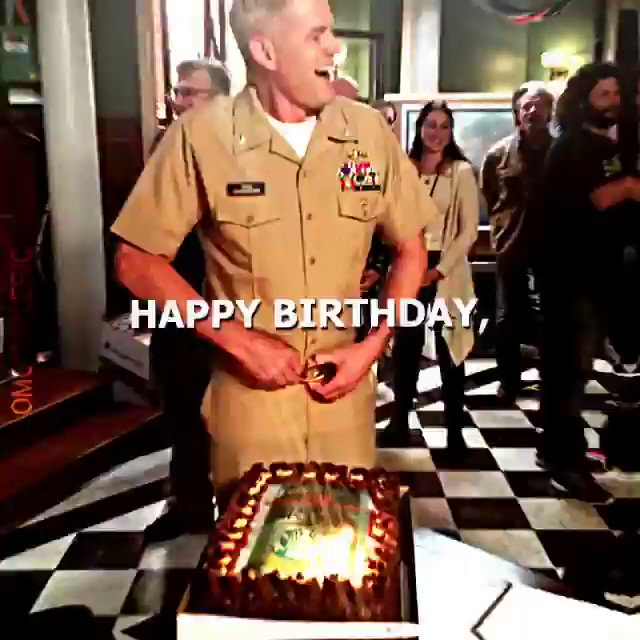 Happy birthday, eric dane! i love you sm & hope you have the best day