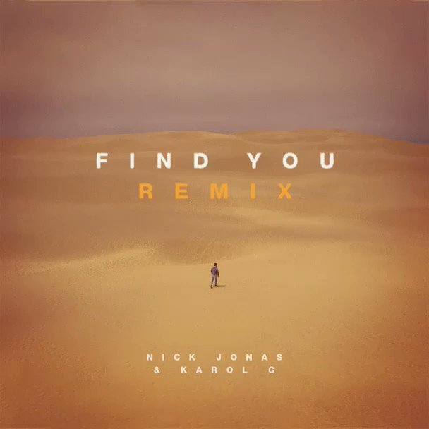 Love this #FindYouRemix by @KarolGmusic. Out now https://t.co/VzgBWpmiAT https://t.co/eWFDp46eTs