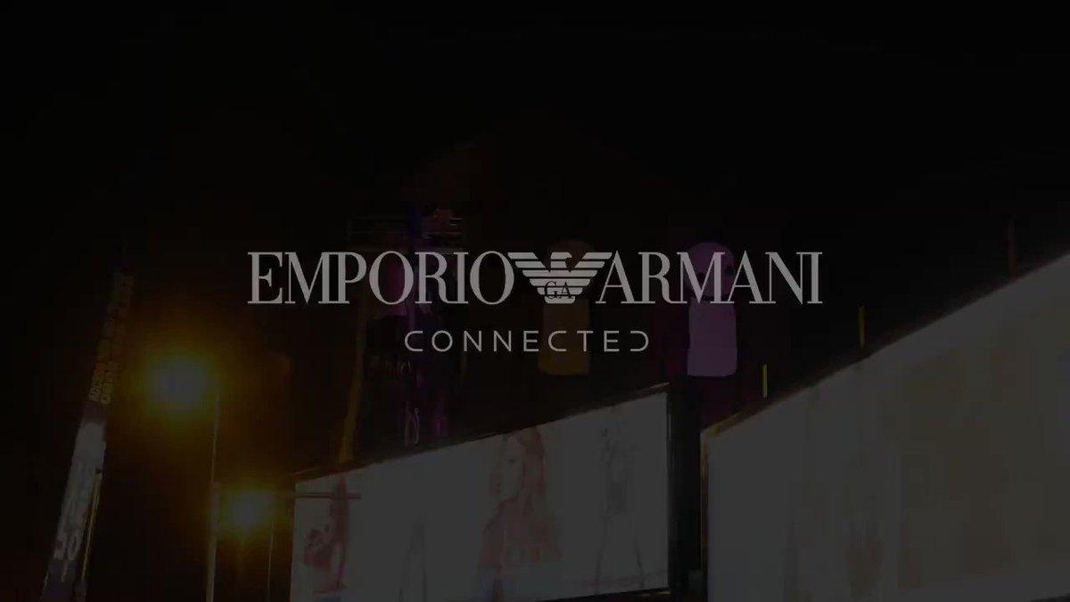 エンポリオ アルマーニ コネクテッドの顔・ #ショーンメンデス @_shawnjp がロンドンに到着!イベントまでのカウントダウンがスタート。こうご期待!#EAConnected https://t.co/xLZjIWsgg6