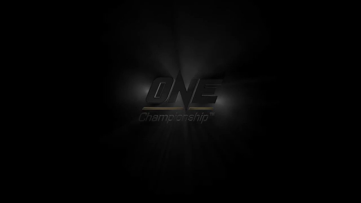 RT @ONEChampionship: This is ONE, the Home of Martial Arts. https://t.co/q0soyXZlmx