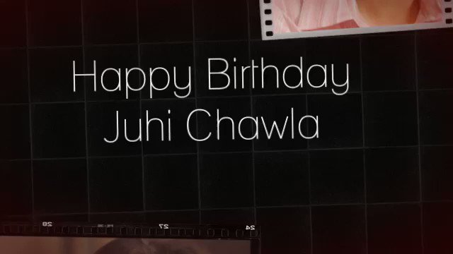Wishing Juhi Chawla a Very Happy Birthday