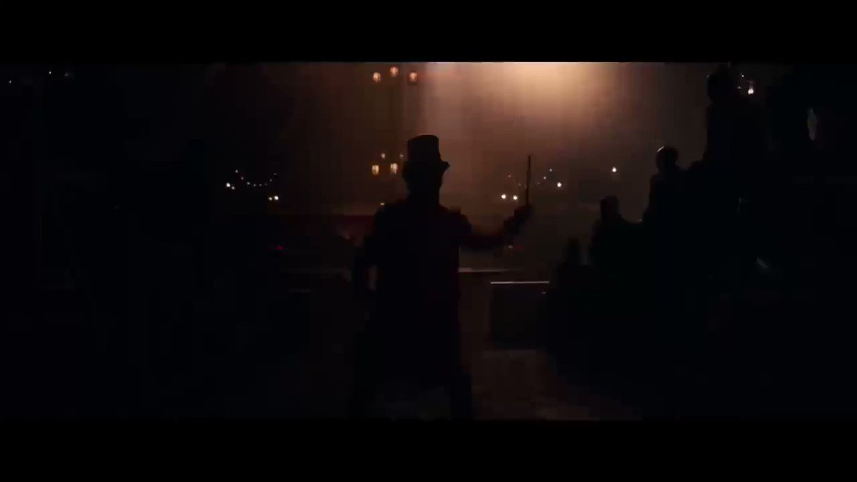 So tell me do you want to go ..... @GreatestShowman 12.20.17 https://t.co/kGZR4XznZY
