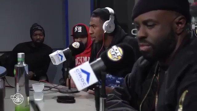 Iman Shumpert went off on his Funk Flex freestyle! https://t.co/OOhB27qnu1