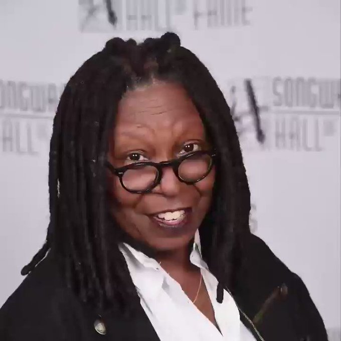 Today is the legend, Whoopi Goldberg s birthday! Happy Birthday , and cheers to more life!
