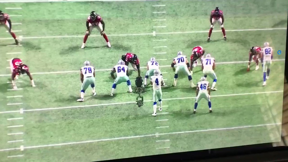 This makes playing the QB position rather difficult ���� https://t.co/586KigmD6r