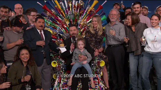 Jaredyeldell02: HAPPY BIRTHDAY JIMMY KIMMEL ABC Nightline