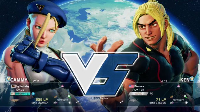 I'm Cammy | sfv ranked match \  #PS4share  https://t.co/64j6n8GfIi https://t.co/GyM4TGNJh7