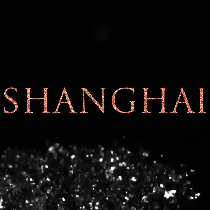 Next stop: Shanghai! Tag everyone you're watching the #VSFashionShow with on 11.28! https://t.co/ZDzuQWL9hL
