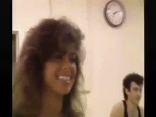 Rehearsal. 1986. https://t.co/CioZAWFxnj