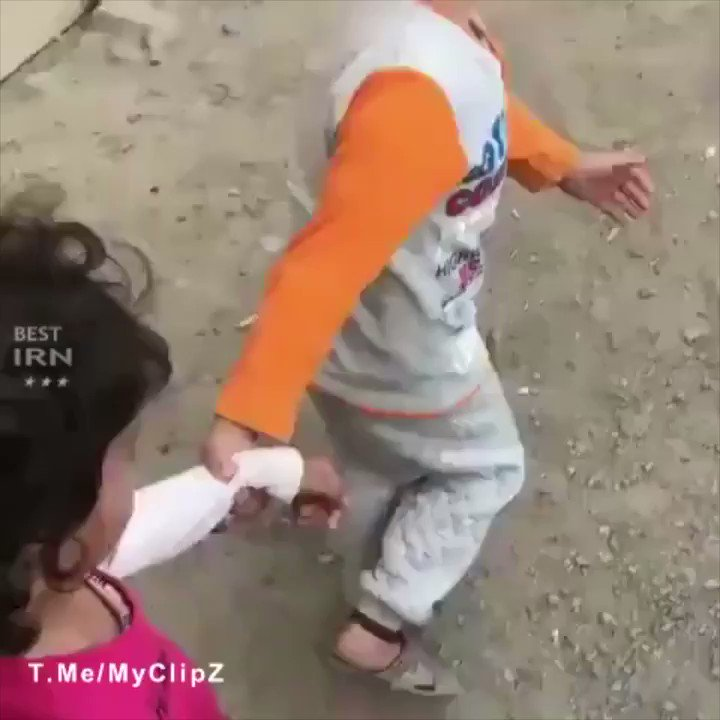 A cute video widely shared after Iran's earthquake may not be what it seems  https://t.co/tsVSayQKQ0 https://t.co/NgUPLLH9rD
