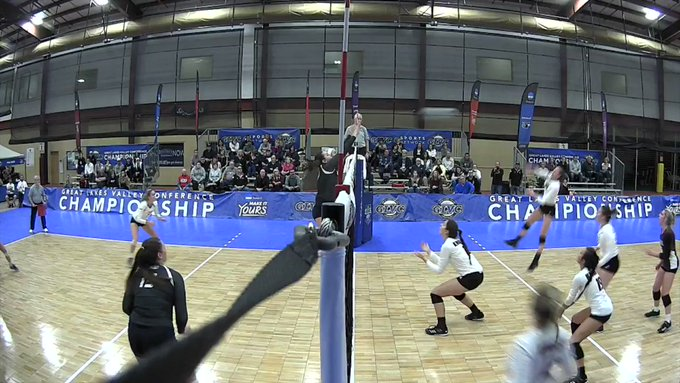 """RT @GLVCSN: More """"at the net"""" action from our newest feature in our #GLVCvb #GLVCchamps coverage: GLVCSNetCam!  Here are highlights from th…"""
