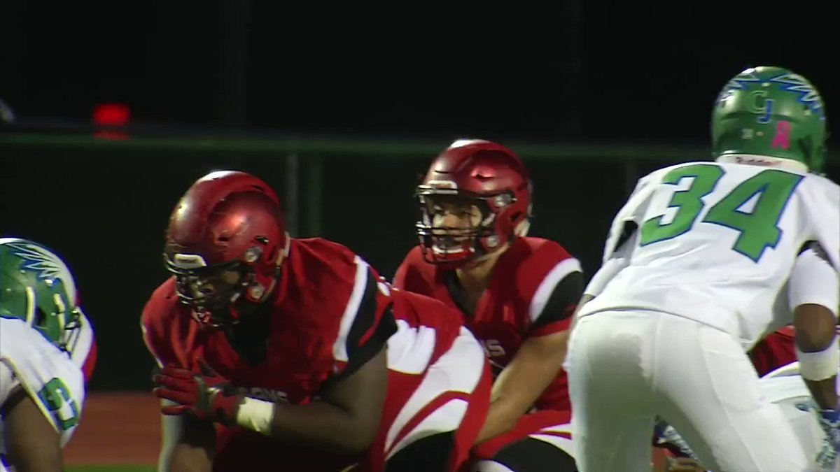 Trotwood needed big plays from @DanielsDallas2, @iam_ray22 and the defense to pull away late for a regional championship win over CJ. @TrotwoodSports https://t.co/yc2WEDK3YF