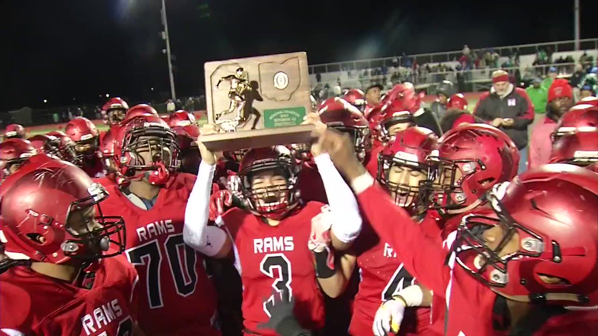 Eight straight regional championships for Trotwood, but it doesn't get old. Rams headed to state again. @TrotwoodSports https://t.co/0tK71SOtny