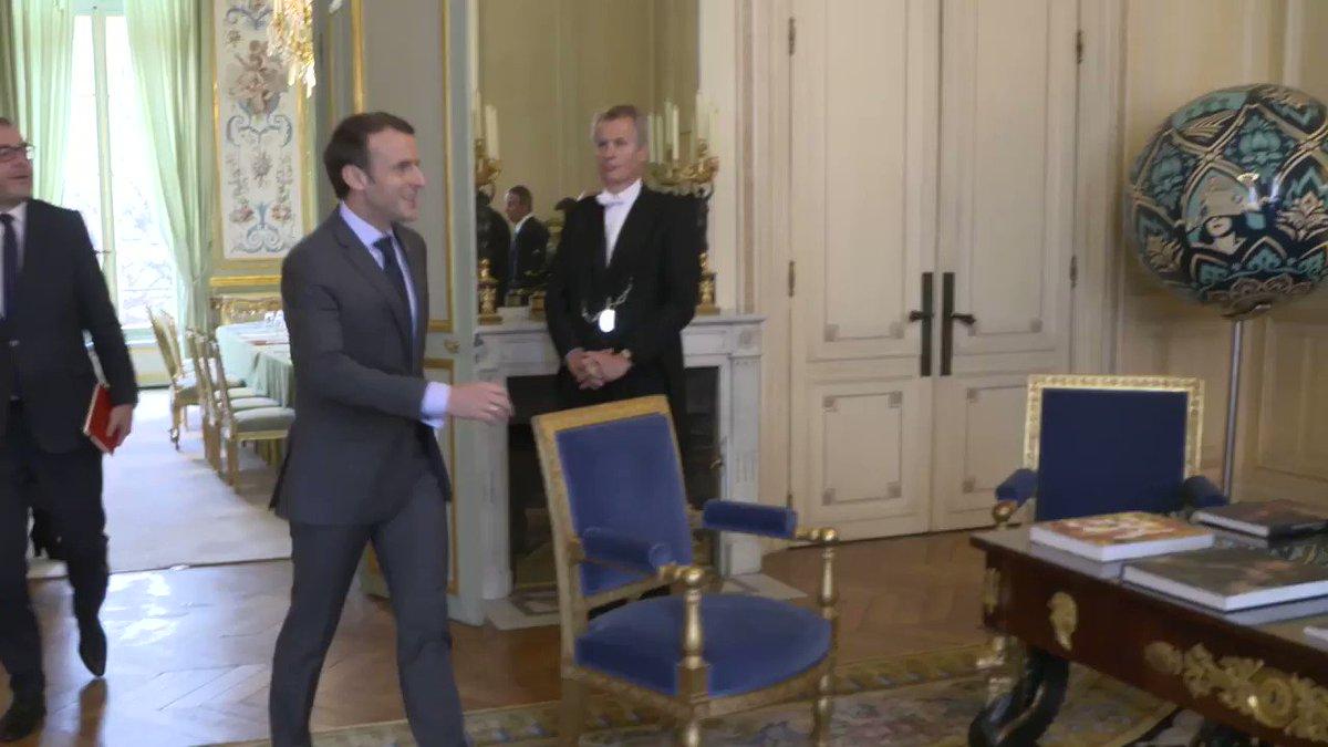 Avec @dupontaignan, Président de Debout la France. https://t.co/MPZ939gmyx