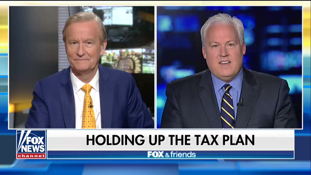 .@mschlapp on tax reform: 'We're going to get it done before we're opening presents on Christmas.' https://t.co/T22P8kJgyP