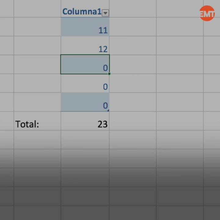 Microsoft Excel ha hecho algo largamente esperado.
