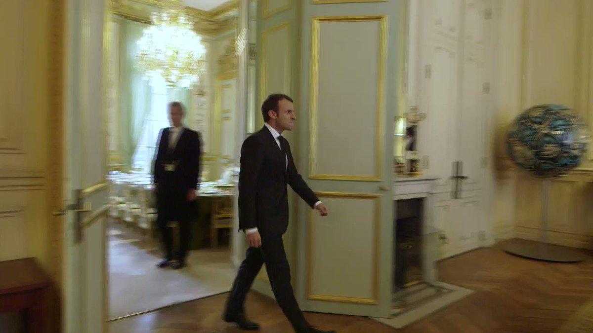 Avec @Bayrou, Président du mouvement démocrate. https://t.co/pVLzCwb7xm