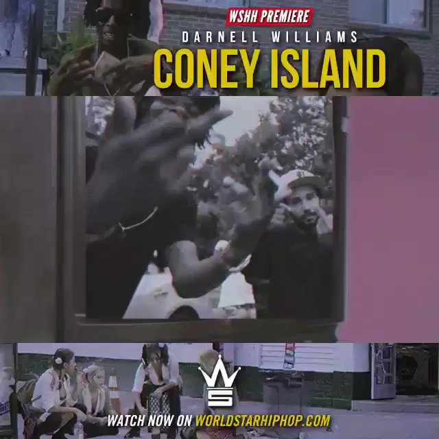 "#WSHH #Premiere @DarnellWilliams ""Coney Island"" https://t.co/qA2ubbwxqh #PornoEP https://t.co/dNfuWUzW9F"