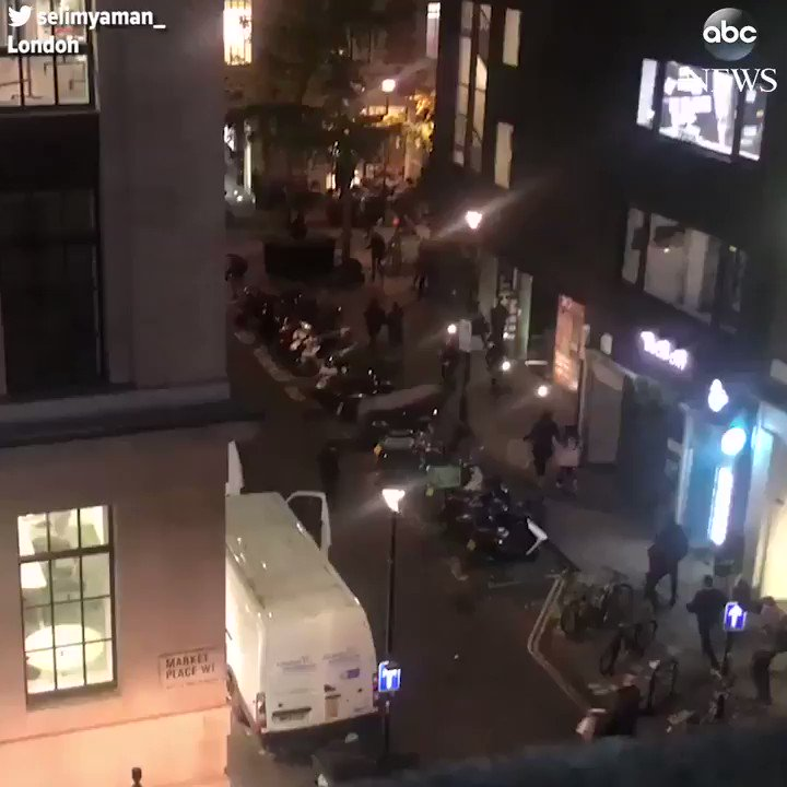 People flee, take cover as police respond to incident at London subway station. https://t.co/bMlBSa7CgW https://t.co/DjIeZz77Uv