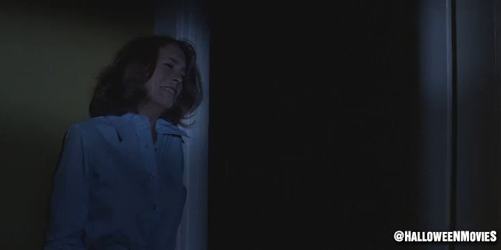 'Hiding in the Shadows' ... #Halloween 🎃#MyersMonday #MichaelMyers https://t.co/vDde8wgjaE