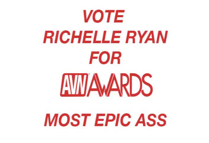 100 reasons why I deserve your vote in the @avnawards for #EpicAss. Vote Here >> https://t.co/QNcvD3AfLK