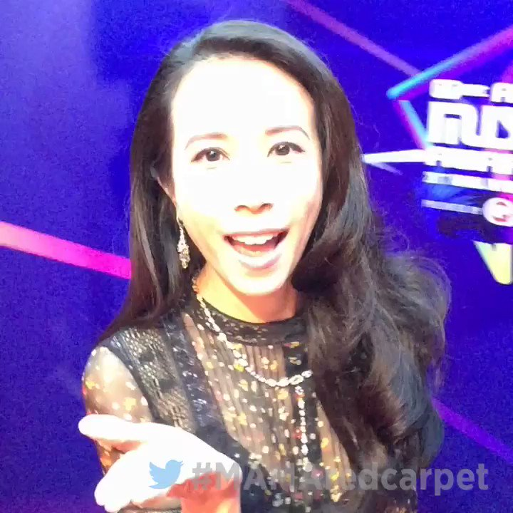 #2017MAMA Vote for Best Asian Style in Hong Kong with a tweet #MAMARedCarpet #KARENMOK https://t.co/mp6NryHG5P