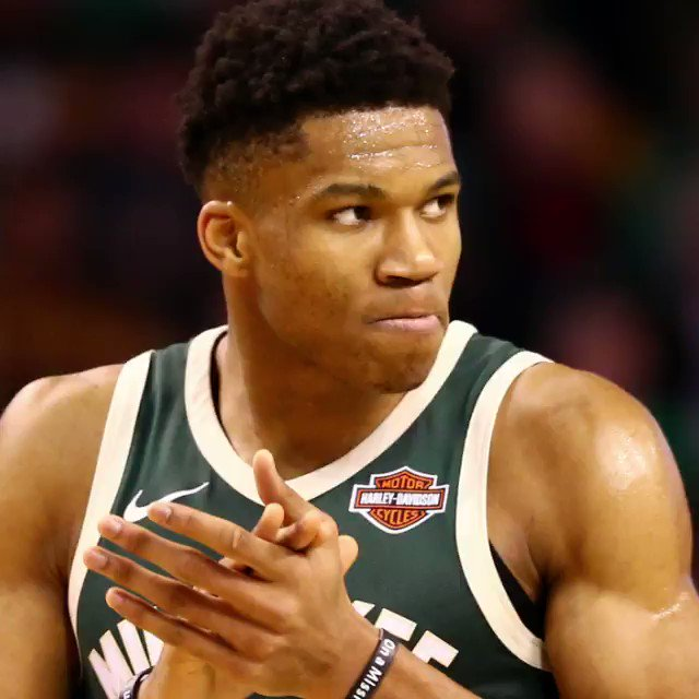 Look who turns 23 today! Happy Birthday, Giannis Antetokounmpo!!!