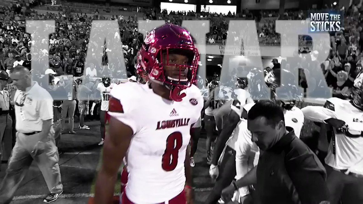 Lamar Jackson is going to be a fun player to evaluate. Unique skill set. https://t.co/eol9TuhvB6