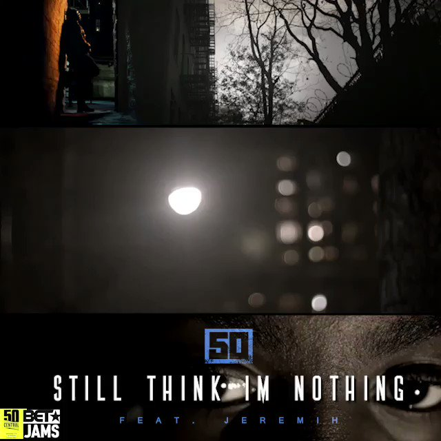 "Premiering my new video ""Still Think I'm Nothing"" on #50CentralBET in 30 mins. Don't Miss it...Tune in! 10:30pm ???????????? https://t.co/ao7eyCWwWY"