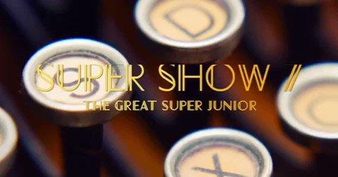 SUPER JUNIOR WORLD TOUR SUPER SHOW 7_OFFICIAL TRAILER <The Great Super Junior> #superjunior #supershow7 https://t.co/c30QnDcOhV