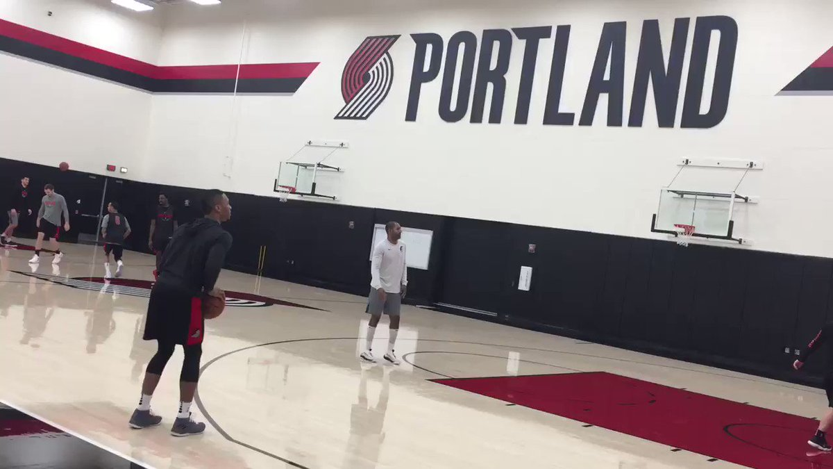 Dame Lillard's 25.7 PPG rank 6th in the NBA... he's also averaging 6.3 APG, 5.2 RPG  #RipCity #TrailBlazersAllAccess https://t.co/9yoTqr87zN