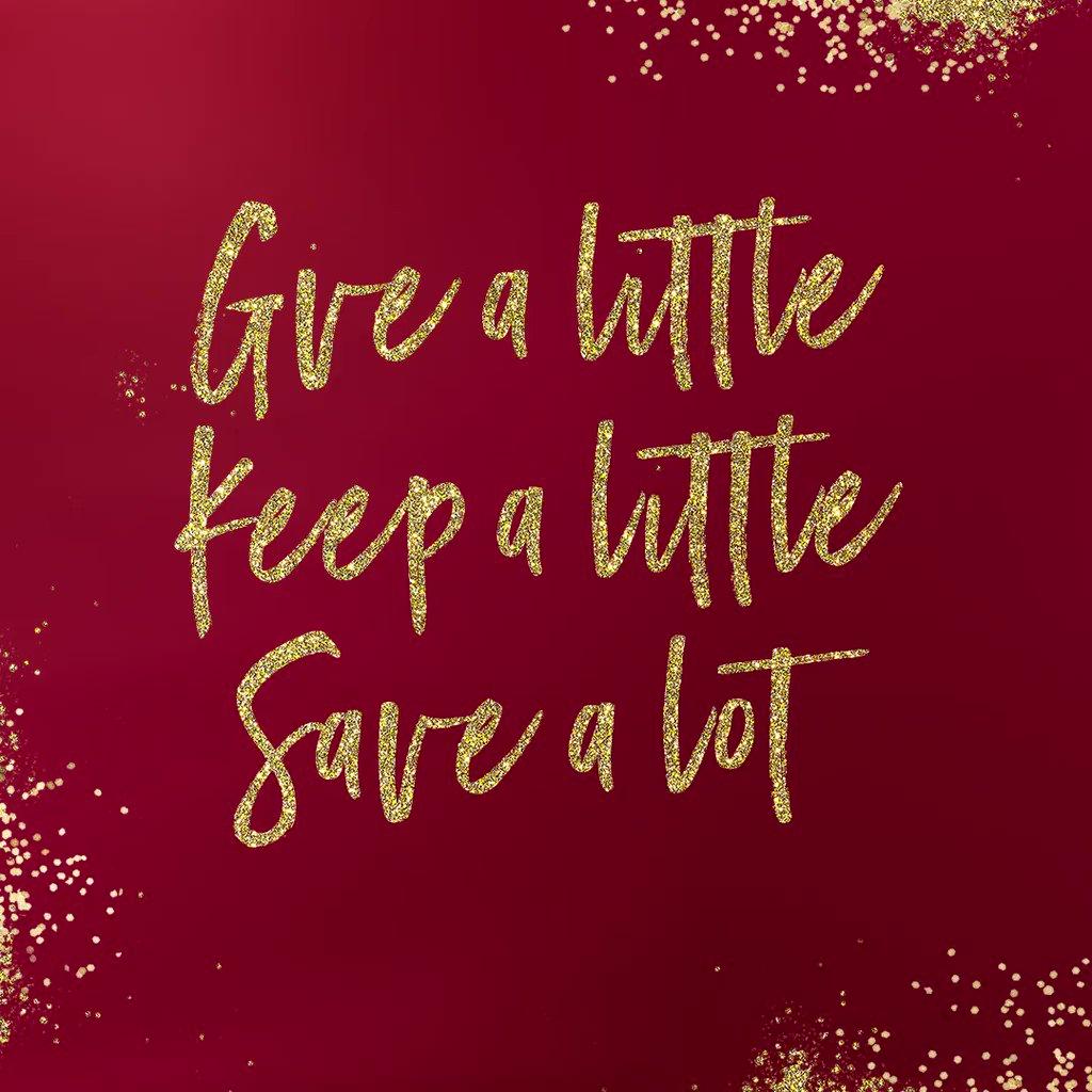 Cross a few things off your list this weekend… #GiftLikeAnAngel https://t.co/wnxyQ0o6Ir https://t.co/4tFAP2rfZa