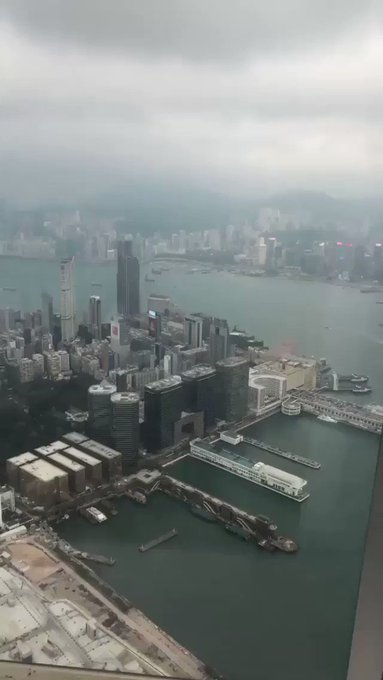 Lovely view to Hong Kong https://t.co/l0JMF39kWa