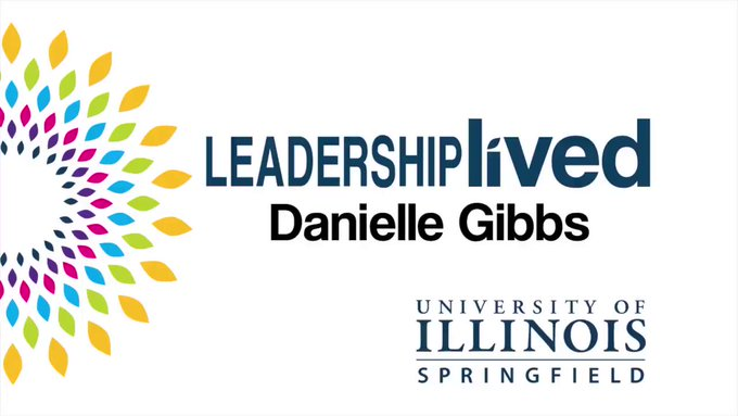 Leadership lived: Danielle Gibbs works for @UISCampusRec where she supervises students and helps plan events. She's also a leader in @GPhiO1991 on campus. https://t.co/q9H1OKUzT6 https://t.co/uuMHLkwKyU