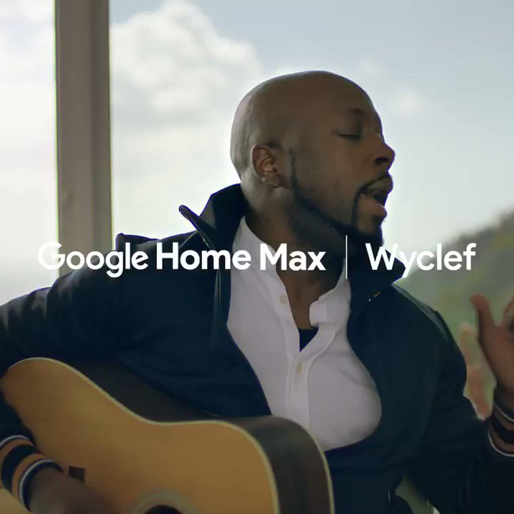 When I need a beat Google Home Max knows just what to play @Google #Ad https://t.co/3DLvQOcxjY