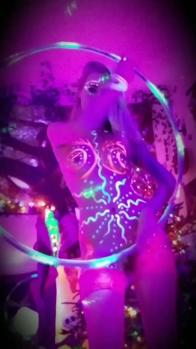 Some hooping from tonight💕 Kw7fuzlpjo