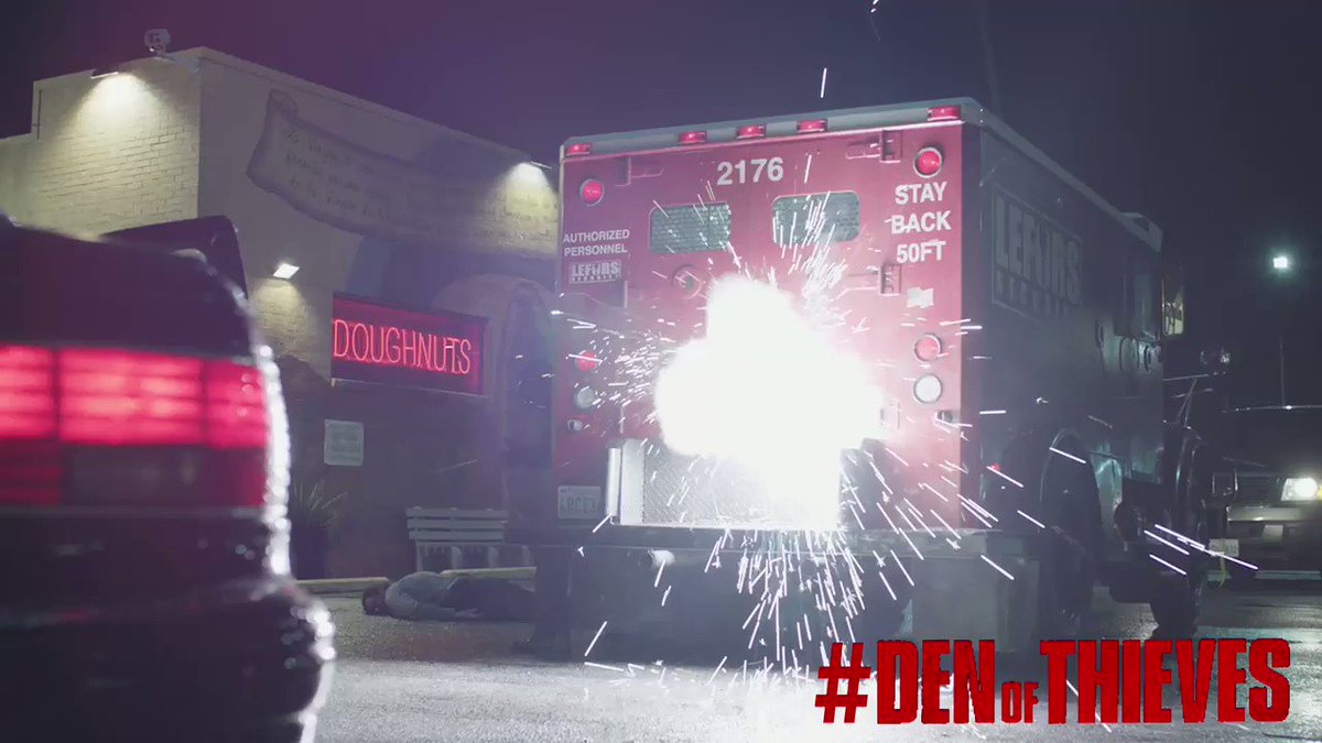 Tick tick… boom! #DenOfThieves #Outlaws https://t.co/sxh1pS0scv