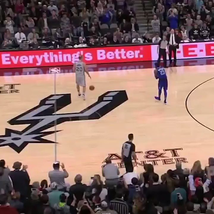Manu. Game winner.   Enough said. https://t.co/70wk28H5Rk