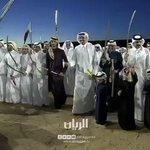 بالفيديو.. صاحب السمو يشارك في عرضة هل قطر