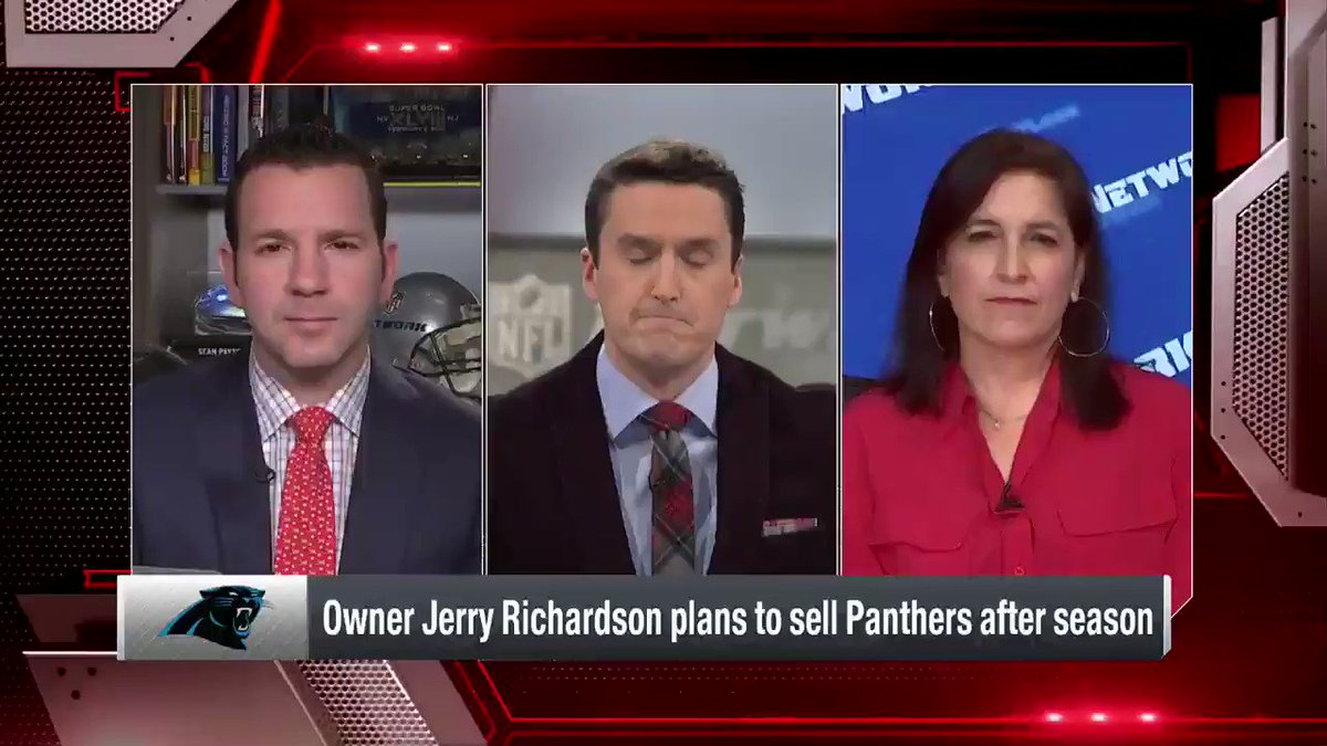 From the #Aftermath: What led to #Panthers owner Jerry Richardson selling the team? A look at a tumultuous 48 hours. https://t.co/6fLf1EDADQ