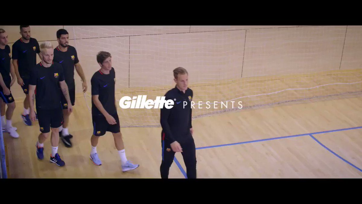 �� #PrecisionPlay �� The ultimate test �� @Gillette https://t.co/jDEoLbhgKL