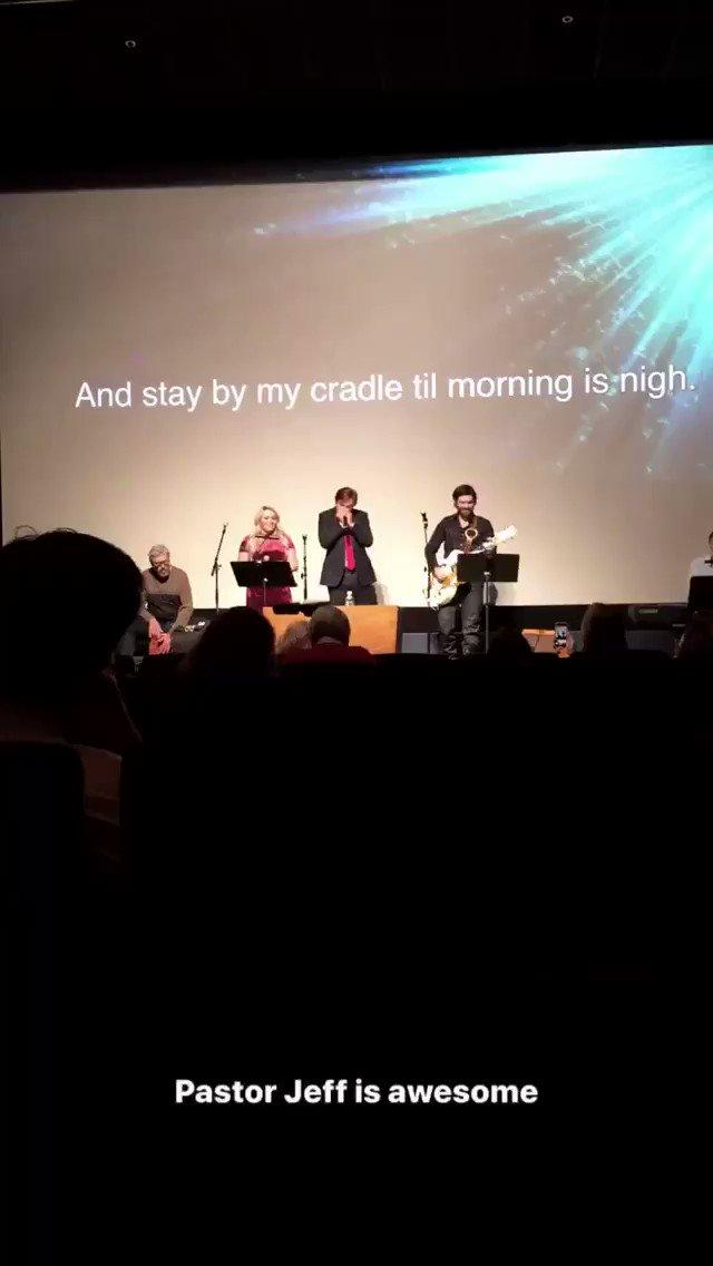 When your Pastor breaks out in a harmonica Solo. https://t.co/5LYW1EVm8Q